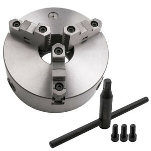 Jaw Self Centering Lathe Chuck Milling 8 3 m10 Hardened Steel For K11 200a