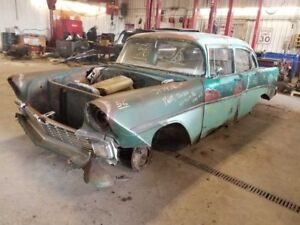 1956 Chevrolet Core Engine 8 265 404336