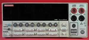 Keithley 2400 Digital Sourcemeter With Contact Check