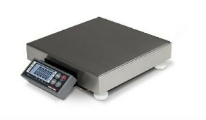 Rice Lake Bp 1818 75s Bench Scale W Stainless Steel Platter 150lbx0 05lb Ntep