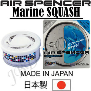 Eikosha Air Spencer Freshener Marine Squash A19 As Cartridge Scent Genuine