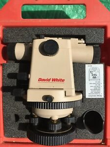 David White Survey Transit Level Lt8 300