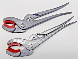 2 Blue Point Usa Cannon Plug Pliers Pwc52a Aircraft Tools