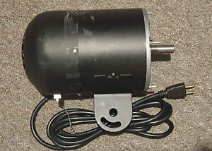 Commercial 30 Pedestal Fan Motor Replacement 1 2hp 120v 3amp 3 Speed