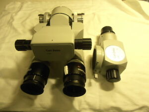 Carl Zeiss F170 And F 85 For Surgical Microscope