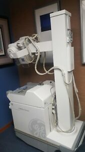 Portable X ray Ge Amx 4