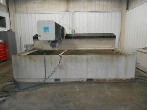 2008 Flow Ifb 6012 Waterjet Cutting System 2062