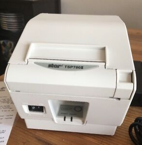 Star Micronics Tsp700ii Pos Parallel Thermal Printer White