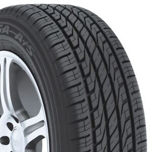 4 New P205 55r16 Toyo Extensa A S 89t Bw Tires