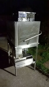 Cma Corner Commercial Dish Washer Used Works Shipping Available 120k Cycles