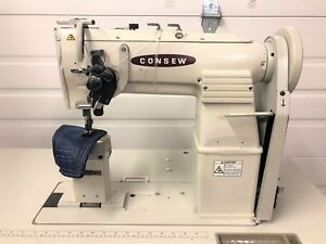 Consew 369rb 1 2 Needle Post Walking Ft Split Bar 5 16 Industrial Sewing Machine