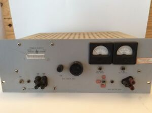 Vintage Stable Power Supply model 711 ar have Not Powered estate