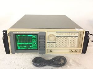 Fft Stanford Research Systems Sr760 Sr 760 Spectrum Analyzer Tested