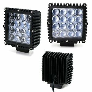 5 inch 4d Projector Off road Led Fog Driving Lights For Chevy Dodge Ford Trucks