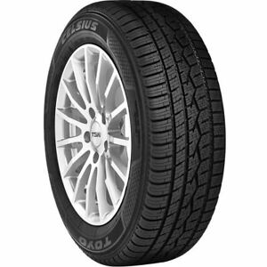 4 New 215 60r16 Toyo Celsius 95h Bw Tires