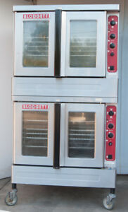 Blodgett Electric Oven Convection Mark V xcel Double Stack Single Phase
