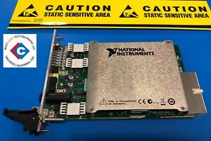 Ni Pxi 4110 Dc Power Supply used