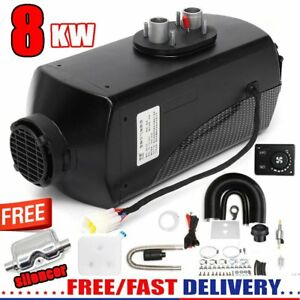 8000w Air Diesel Heater Planar 8kw 12v For Cars Trucks Motor homes Boats Bus Gy