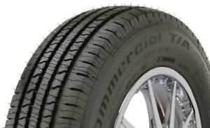 Lt225 75r16 Bf Goodrich Commercial T a A s 2 115 112r 10e Tires 93775 qty 4