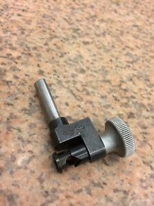 Alina Swiss Made Indicator Attachment And Dovetail Clamp machinist Tools