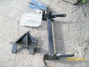 Meyer Snowplow Mounting Carton 17171 2009 Ford F150 And Later Clevis Included