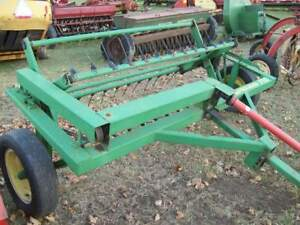 Pequea 710 Hay Tedder Pto Drive Very Good Cond