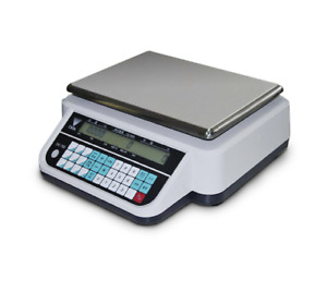 Rice Lake Dc 782 60 Portable Counting Scale 60 Lb X 0 01 Lb