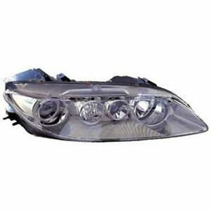For 2003 2004 2005 Mazda Mazda 6 Rh Right Passenger Headlamp Light Wo Fog Light