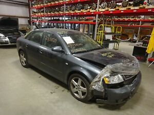 Engine With Turbo 2003 Audi A4 1 8l Motor With 67 062 Miles