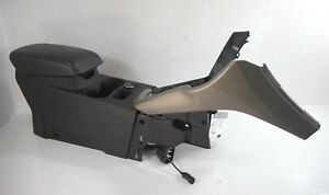 12 Ford Focus Center Console Arm Rest Armrest Cup Holder Assembly Oem High Line