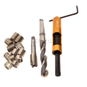 Thread Repair Kit M18 X 1 5 Tap Drill Bit Stainless Steel Insert 18 27 36mm