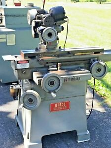 Hybco 1900 Machine With 2100sb Fixture Tool And Cutter Grinder