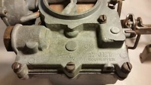 Rochester 2gc 2 Jet Carb Buick 225 231 Jeep