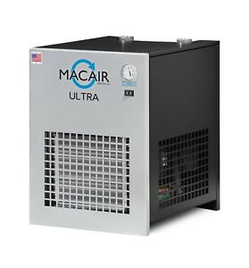 Macair 100 Scfm Refrigerated Air Dryer Made In Usa