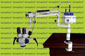 3 Step Portable Ent Microscope Manual Free Door To Door Shipping