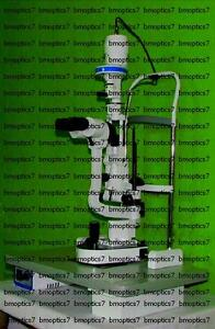 Slit Lamp Microscope Ophthalmic Optometry Equipment free Shipping
