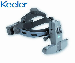 Keeler All Pupil Ii Wireless Xenon Indirect Opthalmoscope Optometry Equipment
