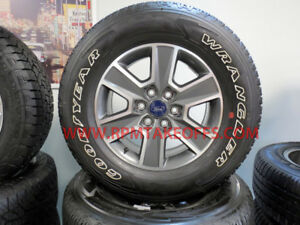 New Ford F150 F 150 Fx4 18 Inch Takeoff Wheels And Tires Set Of 4