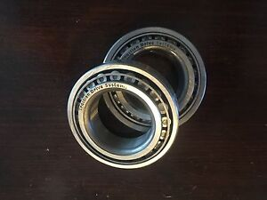 Ford 9 Inch Carrier Bearings Races For 1 78 Id 3 25 Od Conversion 3 25 Case