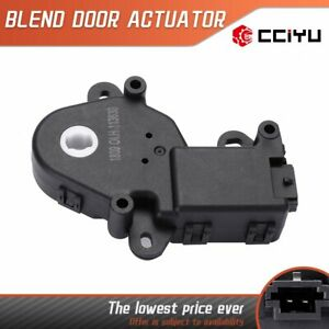 For Pontiac Vibe Gmc Canyon Chevrolet A C Hvac Heater Air Blend Door Actuator