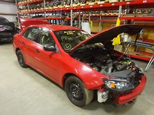 Automatic Transmission Out Of A 2008 Subaru Impreza 2 5l With 41 896 Miles