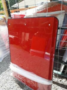 Case ih Mahindra Universal Tractor Canopy Steel Painted Red read Description