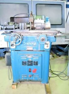 Myford Mg 12 M Cylindrical Grinder Od Grinding Collet Wheel Feed Table Coolant
