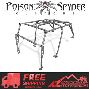 Poison Spyder Lazer Fit Full Cage Kit Welded For 2004 2006 Jeep Wrangler Lj