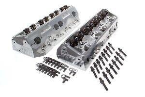 Air Flow Research Sbc Assembled Eliminator Street Cylinder Head 2 Pc P N 911