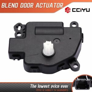 A C For Dodge Charger Challenger Chrysler 300 Hvac Heater Blend Door Actuator