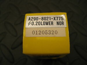 Fanuc 20 Lower Wire Edm Diamond Guide A290 8021 x775
