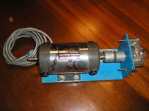 Electro craft Motomatic Motor Generator 0650 00 067 With Bracket