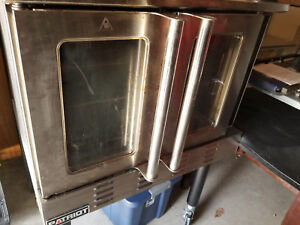 Patriot Commercial 110v Natural Gas Convection Oven