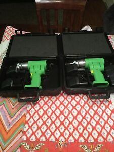2 Uponor Wirsbo Propex Battery Expander Tools